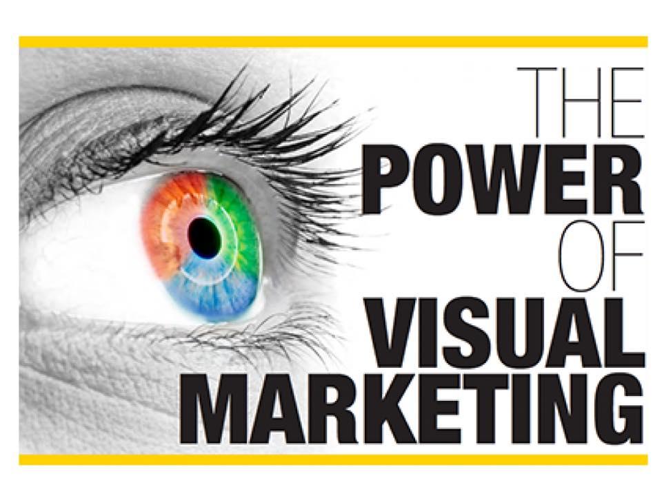 visual led marketing